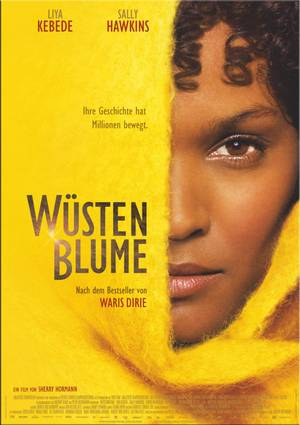 W�stenblume - Plakat/Cover