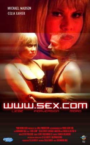 www.sex.com - Plakat/Cover