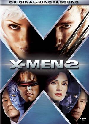 X-Men 2 - Plakat/Cover