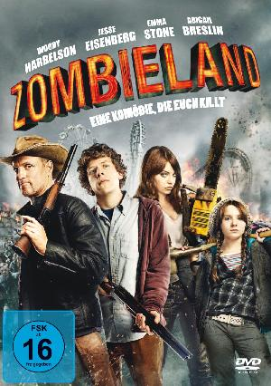Zombieland - Plakat/Cover