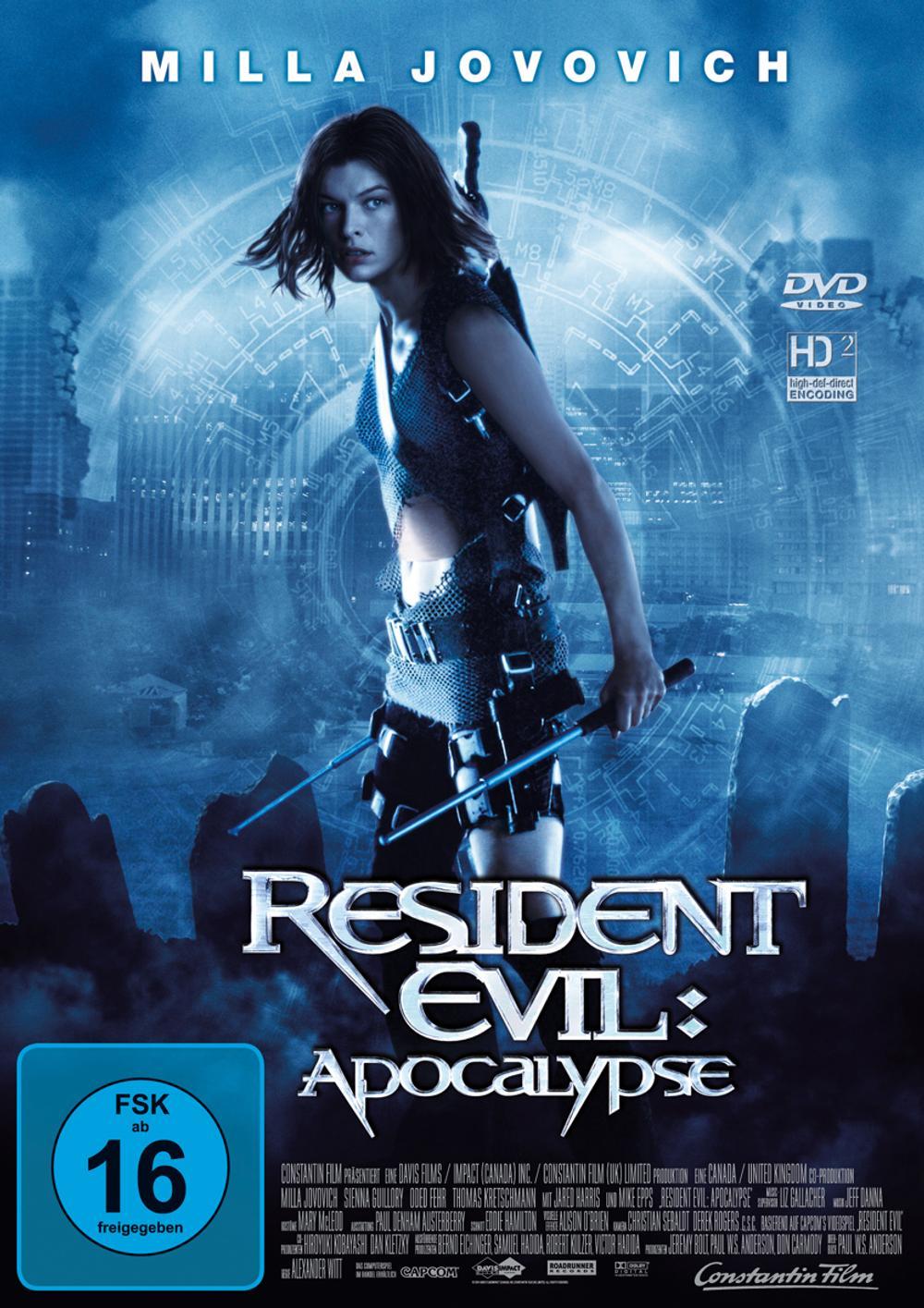 Resident Evil Reihe Film
