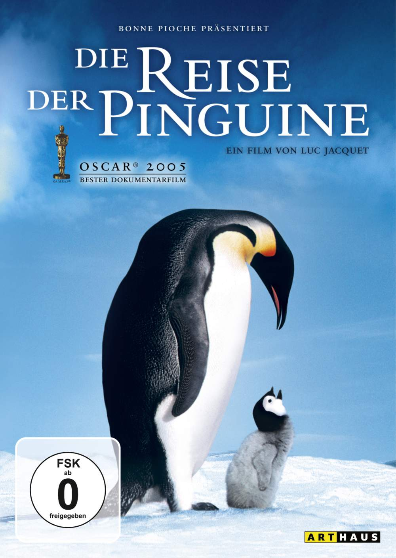 Die Reise der Pinguine - Film
