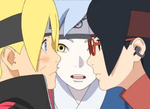 Boruto: Naruto - The Movie - Szene