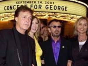 Concert For George: Live at the Royal Albert Hall - Szene