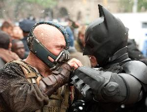 The Dark Knight Rises - Szene