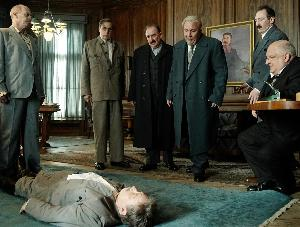 The Death of Stalin - Szene