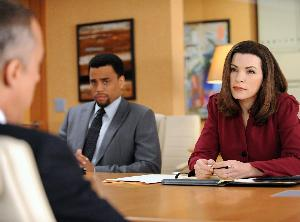 The Good Wife - Szene