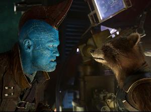 Guardians of the Galaxy Vol. 2 - Szene