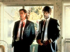Pulp Fiction - Szene