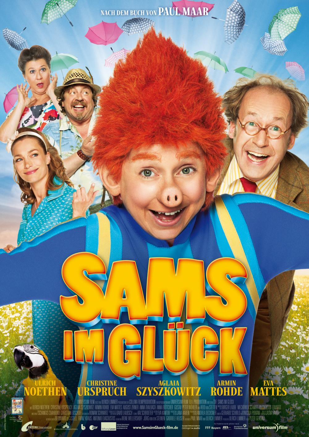 Das Sams Im Glück