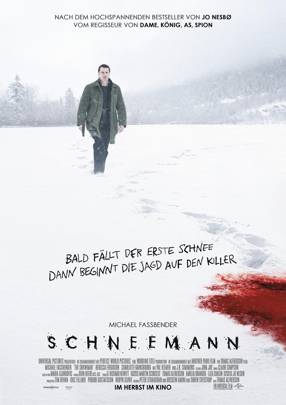 Kinofilm Schneemann