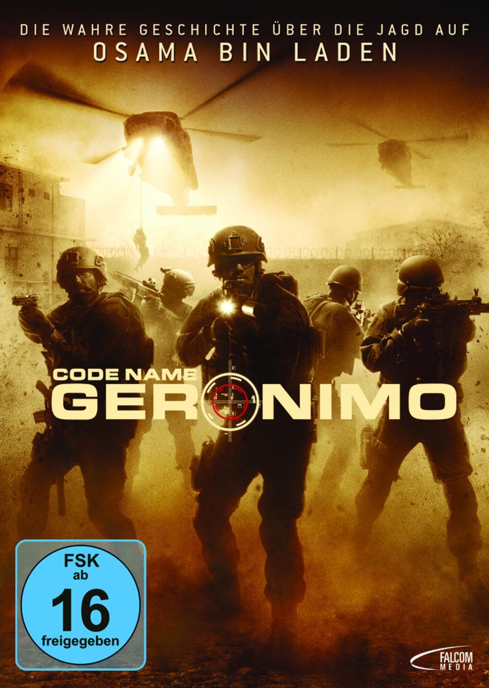 Codename Geronimo