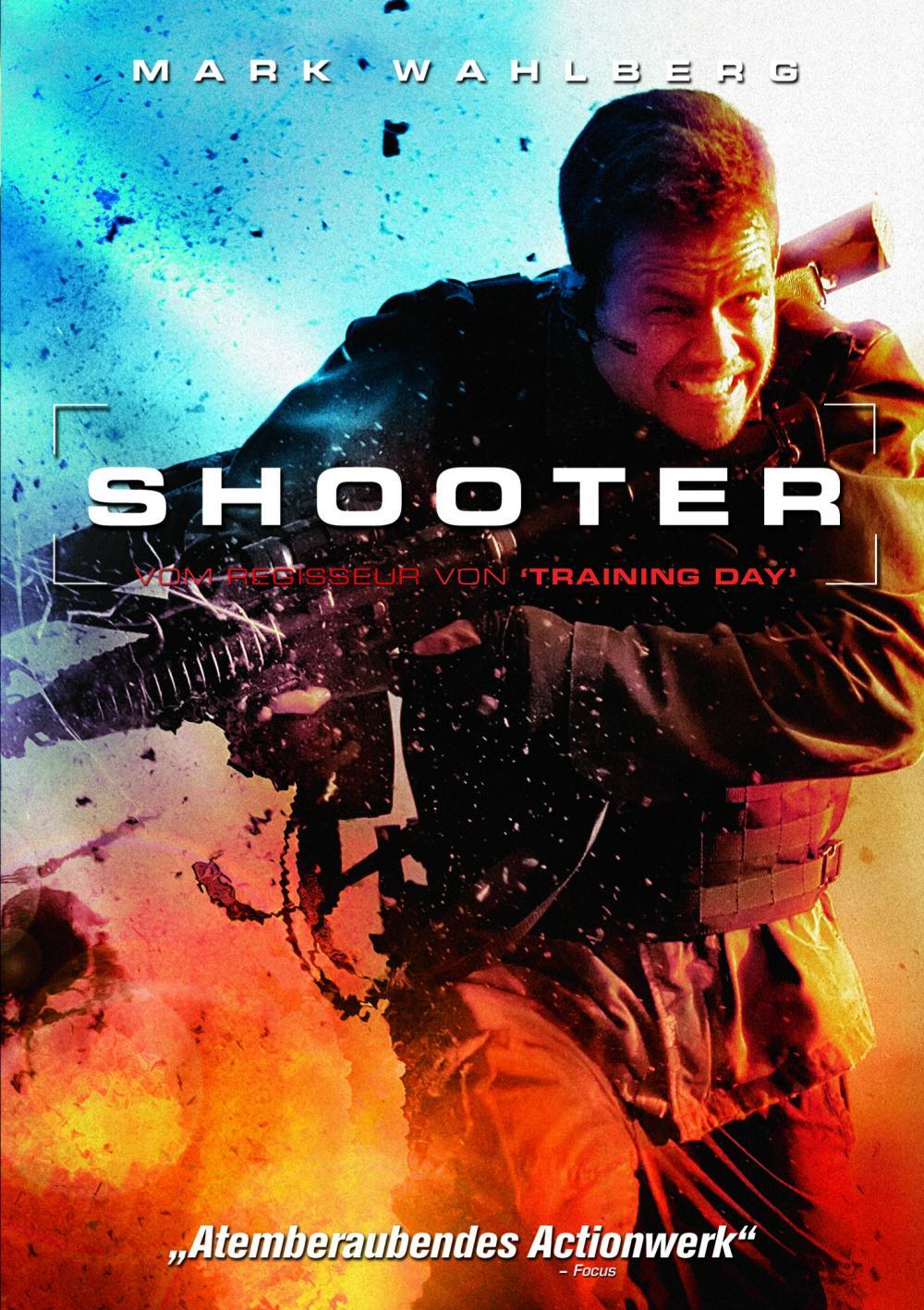 Shooter Trailer Deutsch
