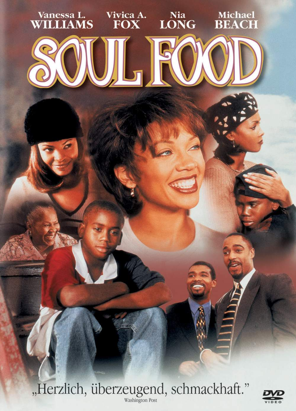 soul food film essay Many things we love the most aren't that good for us however, music is one definite exception to that rule if we ate music, it would taste like chocolate cake, but it's actually nutritious.