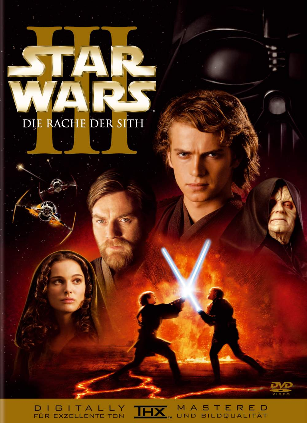 Star Wars 3 Deutsch Der Ganze Film