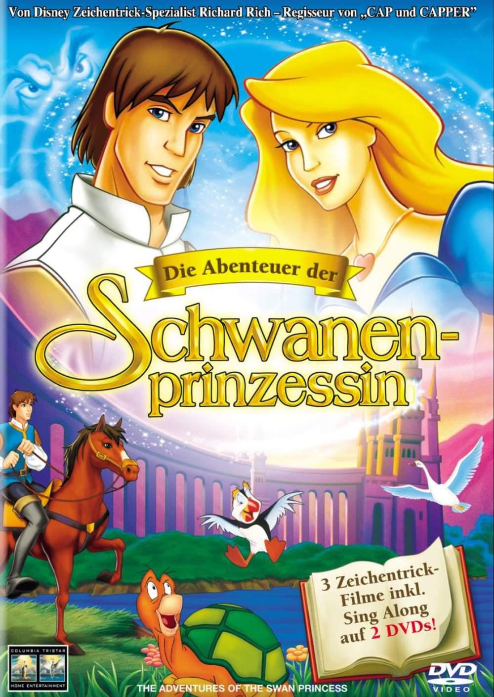 Die Schwanenprinzessin 2 Und Das Geheimnis Des Schlosses Stream