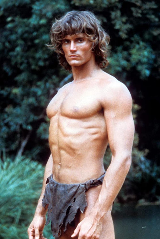 Tarzan Herr Des Urwalds 1981