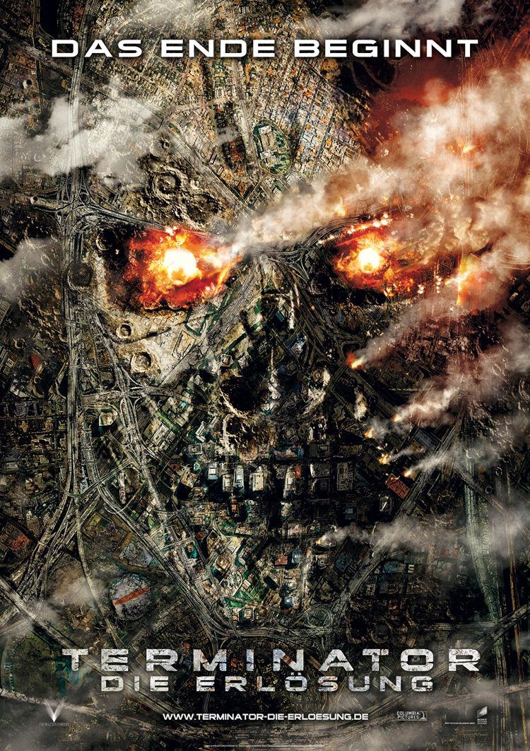 Terminator 4: Die Erlösung - Film