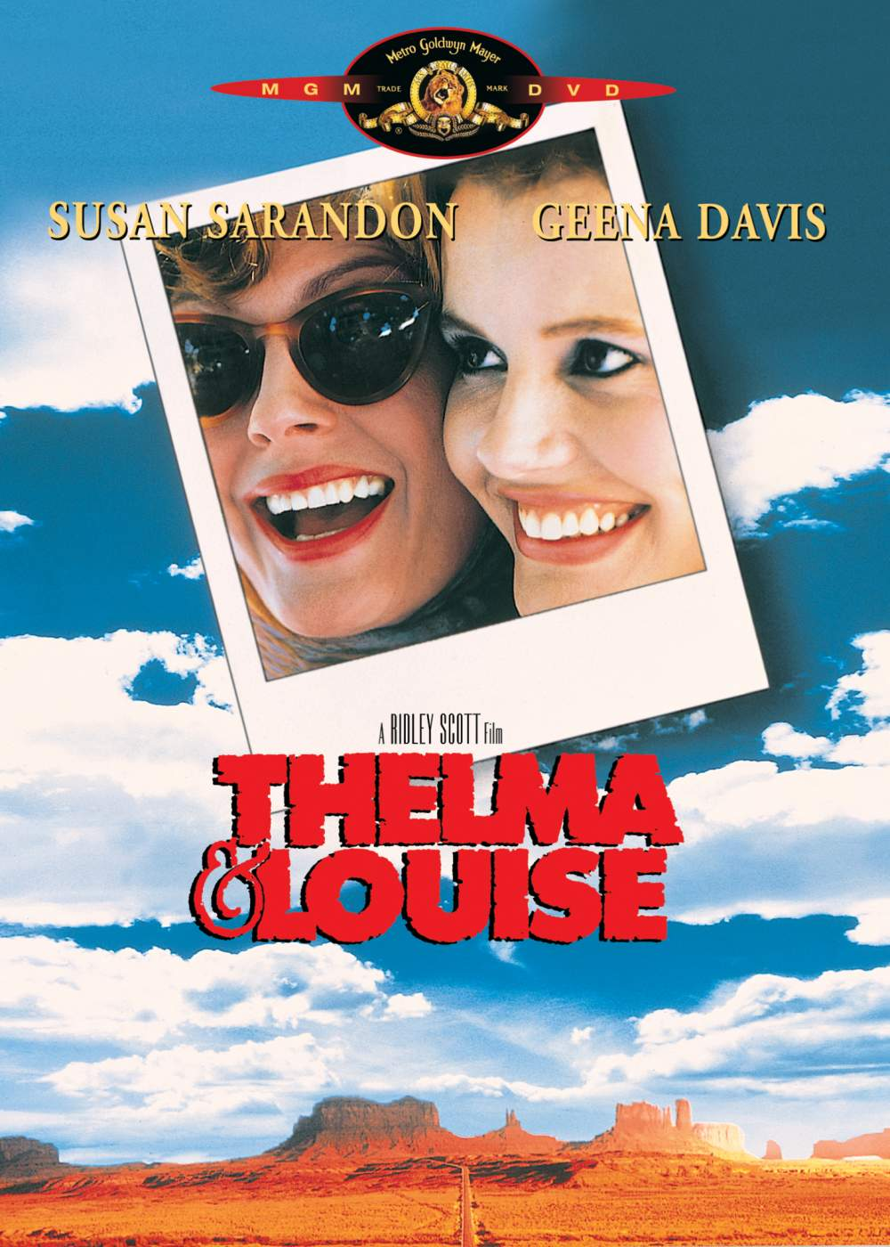 a commentary to the film thelma and louise directed by ridley scott in 1991