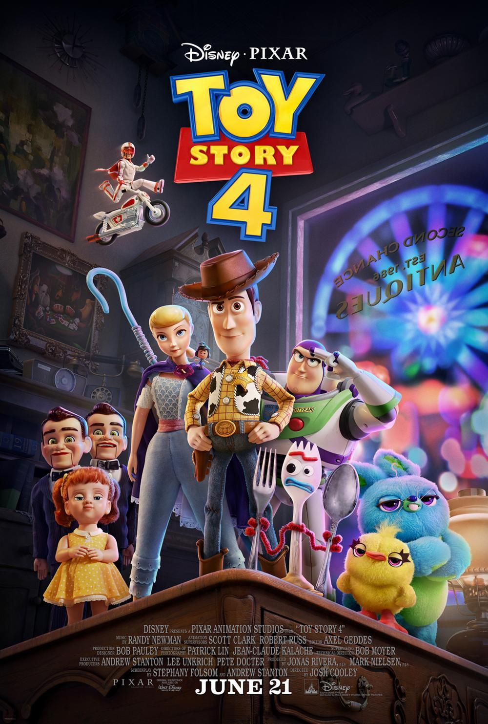 A Toy Story: Alles hört auf kein Kommando - Film