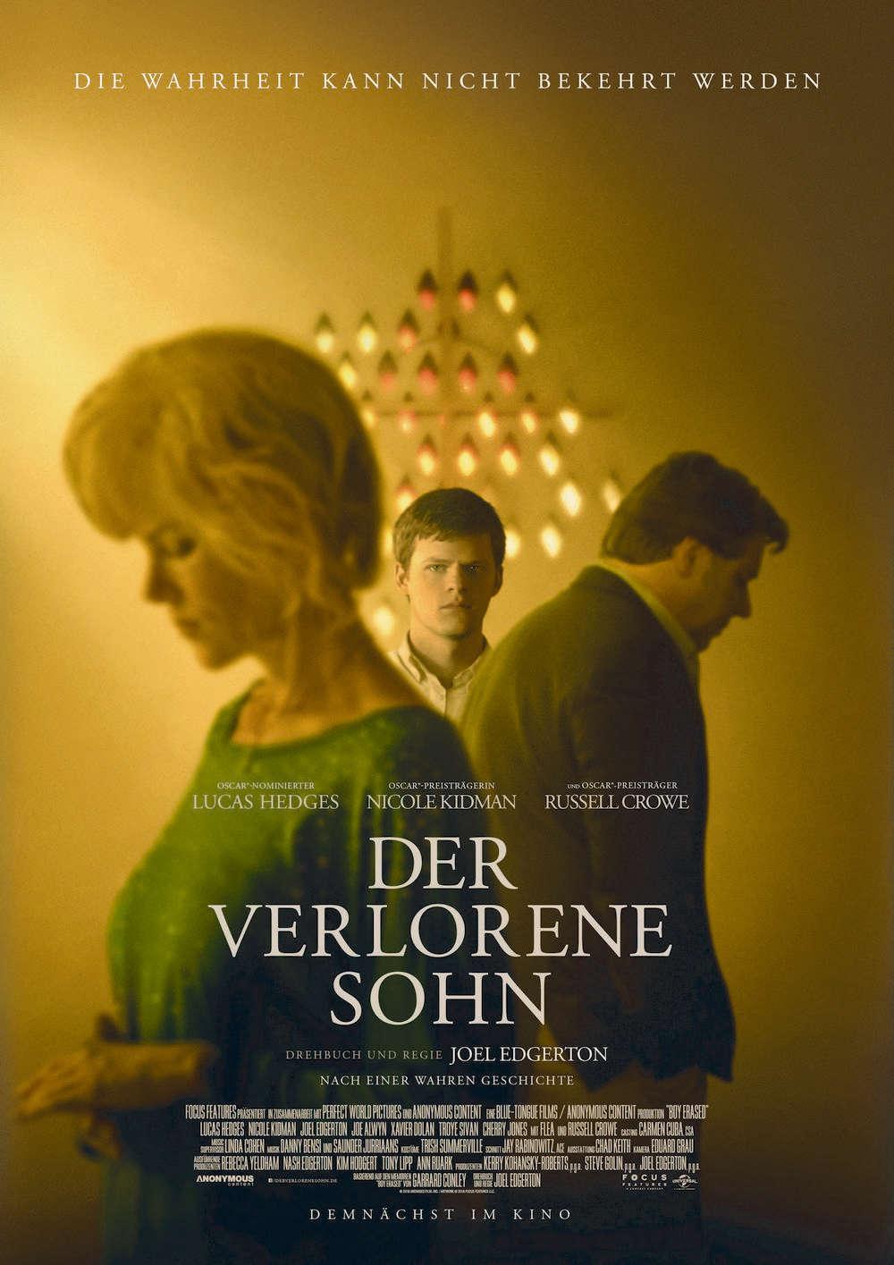 Der Verlorene Sohn Film 2019