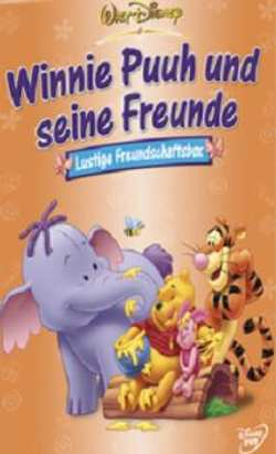 winnie puuh und seine freunde lustige freundschaftsbox film. Black Bedroom Furniture Sets. Home Design Ideas