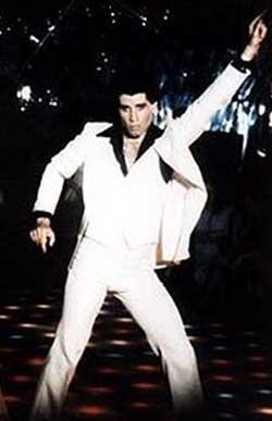 John Travolta Tanz